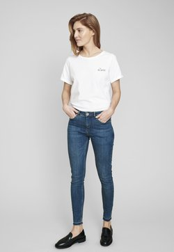 ECHTE - Jeans Skinny Fit - faded blue wash