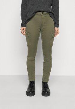 ONLY Petite - ONLLINE EASY PANT - Pantalones - kalamata