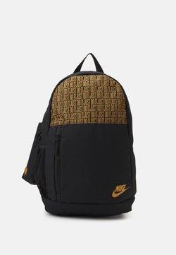 Nike Sportswear - ELEMENTAL SET UNISEX - Ryggsäck - black/black/wheat