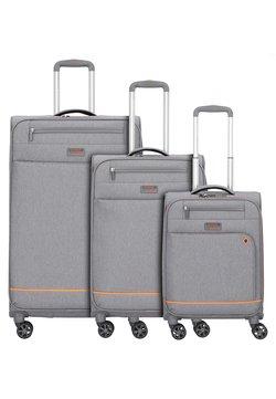 march luggage - 3 SET - Set de valises - grey