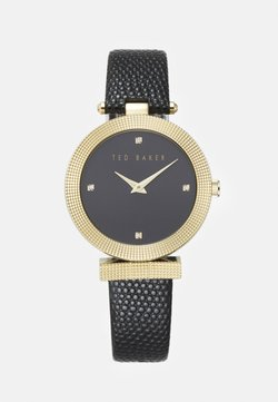 Ted Baker - BOW - Montre - black/gold-coloured
