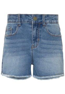Name it - NKFRANDI  - Shorts di jeans - light blue denim