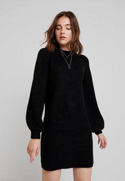 Object - OBJEVE NONSIA - Vestido de punto - black