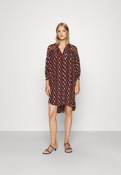 Diane von Furstenberg - DRESS - Freizeitkleid - medium wood brown