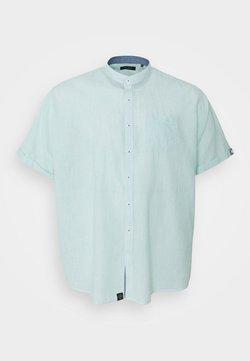 Shine Original - MANDARIN STRIPED SHIRT - Hemd - mint