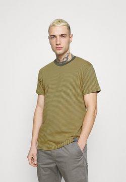 Mads Nørgaard - FAVORITE MINI THOR - T-Shirt print - burnished gold/olive