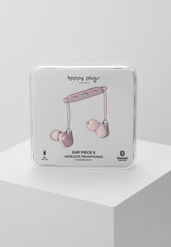 Happy Plugs - EAR PIECE II - Hörlurar - pink/gold-coloured