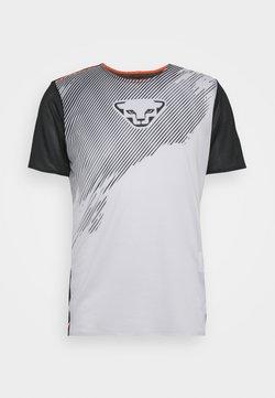 Dynafit - DNA TEE - Camiseta estampada - nimbus