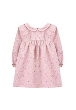 Knot - BABY COTTON TAMARI - Strickkleid - pink