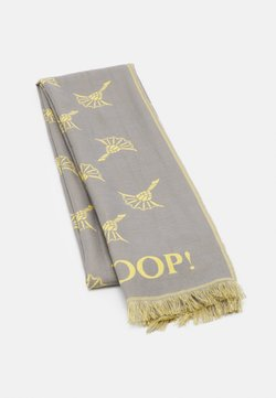 JOOP! - FERIS UNISEX - Schal - yellow/grey