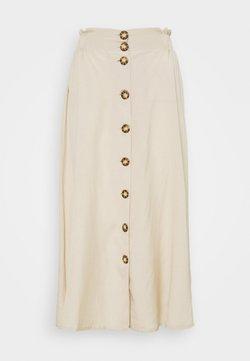 LASCANA - A-line skirt - sand