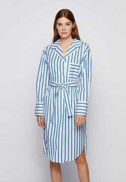 BOSS - DISSO - Blusenkleid - open blue