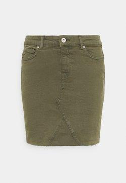 ONLY Petite - ONLFAN LIFE - Minifalda - kalamata