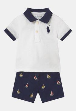 Polo Ralph Lauren - SET - Shorts - white/ navy
