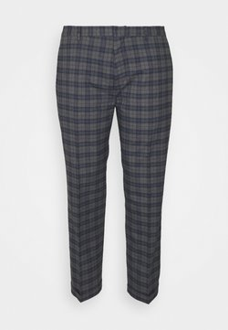 Shelby & Sons - WELDBANK TROUSER PLUS - Stoffhose - grey