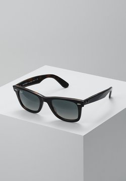 Ray-Ban - 0RB2140 ORIGINAL WAYFARER - Solbriller - top grey on havana