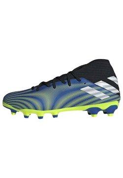 adidas Performance - NEMEZIZ.3 MG FUSSBALLSCHUH - Moulded stud football boots - blue