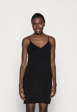 Samsøe Samsøe - KRISTA SLIP DRESS - Vestido ligero - black