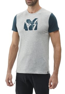 Millet - COMPOSITE  - T-shirt imprimé - gris