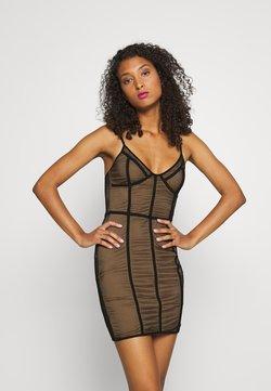 Tiger Mist - REMINGTON DRESS - Shift dress - black