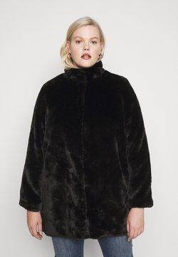 Vero Moda Curve - VMTHEA JACKET - Winter coat - black