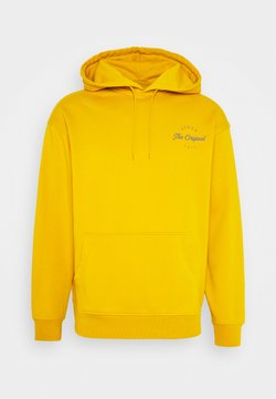 Levi's® - T3 RELAXD GRAPHIC HOODIE - Sweat à capuche - golden yellow