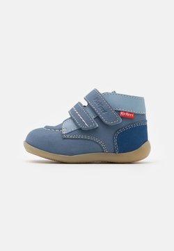 Kickers - BONKRO - Stiefelette - bleu tricolore