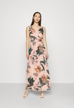 Vero Moda - VMKATNISS MAXI DRESS  - Maxi dress - misty rose