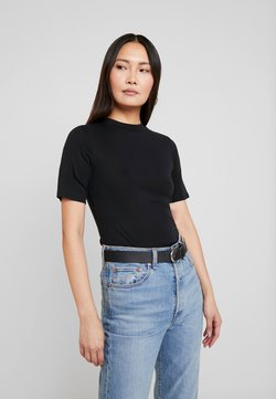 edc by Esprit - CORE HIGH - T-shirt basic - black