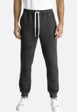 Jan Vanderstorm - EMORY - Jogginghose - dark grey melange