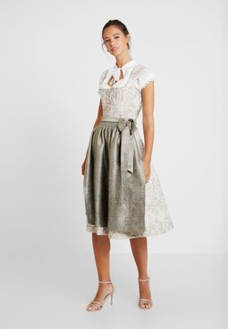 Country Line - Dirndl - creme gold