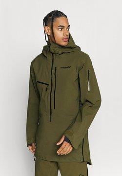 Norrøna - LOFOTEN - Ski jacket - khaki