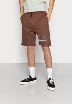 Night Addict - Shorts - chocolate brown