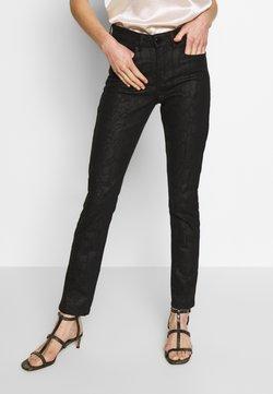 Opus - EMILY - Jeans Skinny Fit - black