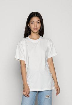 Vero Moda - VMOBENTA OVERSIZED 2-PACK - T-shirt basic - black & white