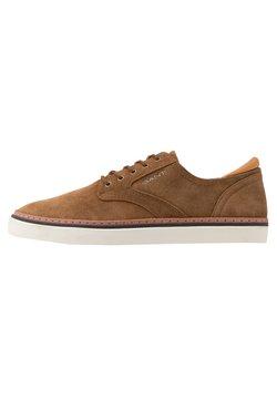 GANT - PREPVILLE - Sneaker low - tobacco brown
