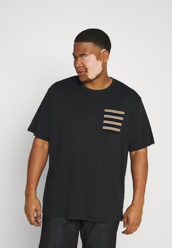 Only & Sons - ONSMELTIN LIFE POCKET TEE - Print T-shirt - black