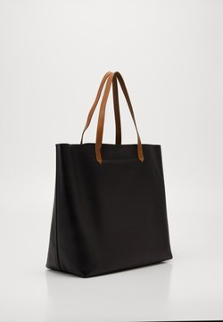 Madewell - TRANSPORT TOTE - Shopping Bag - true black/brown