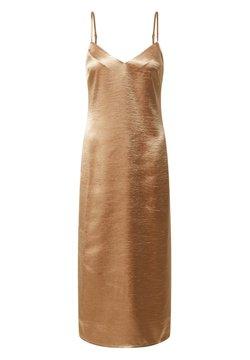 EDITED - PHOENIX - Cocktailkleid/festliches Kleid - braun