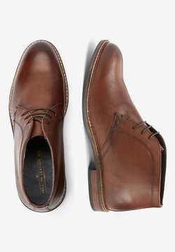 Next - TAN CHUKKA BOOTS - Business-Schnürer - brown