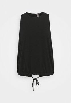 Sweaty Betty - FREEFLOW OPEN BACK TANK - Top - black