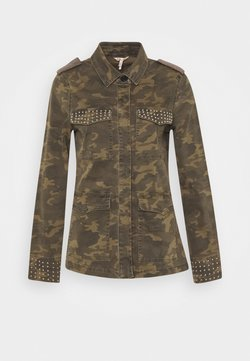 Esqualo - JACKET MILITARY - Giubbotto Bomber - olive
