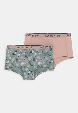 Name it - NKFHIPSTER 2 PACK - Panties - pale mauve