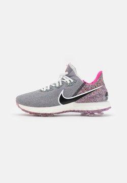 Nike Golf - THE MASTERS SPACE HIPPIE AIR ZOOM INFINITY TOUR NRG M21 - Golfskor - summit white/black/hyper pink/white