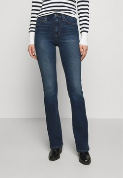 Joe's Jeans - HI HONEY - Jeans bootcut - dark-blue denim