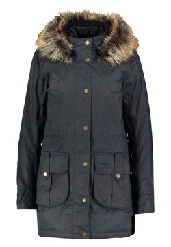 Barbour - HOMESWOOD - Wintermantel - marine