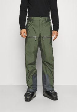 Houdini - PURPOSE PANTS - Täckbyxor - utopian green
