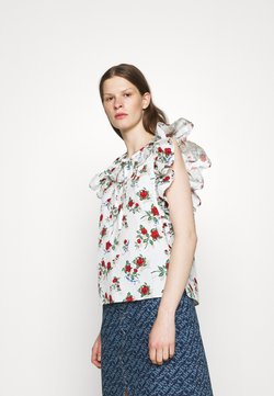 See by Chloé - T-Shirt print - multicolor/white