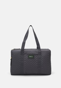 DAY ET - GWENETH RE-X CHEWRON SPORTY - Shopping bag - forged iron grey