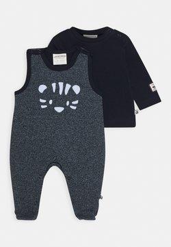 Jacky Baby - SPACE JOURNEY SET - Kruippakje - dunkelblau/marine